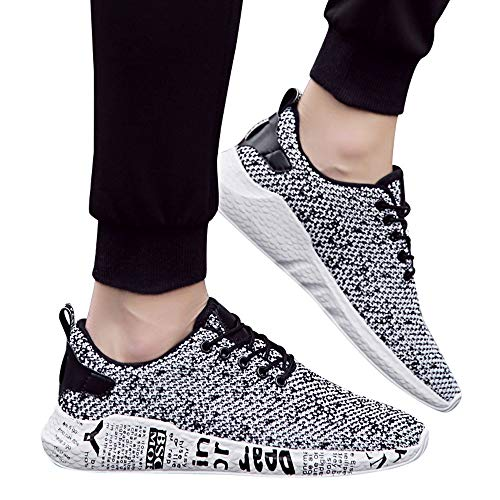 Lacets Chaussures Timberland De Extrieure Blanc Running Semelles Confortable Grand Sport Hommes Maille Casual Alikeey nIpEx
