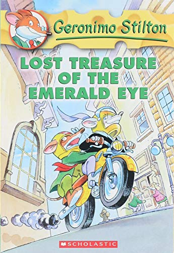 (Lost Treasure of the Emerald Eye (Geronimo Stilton, No. 1))