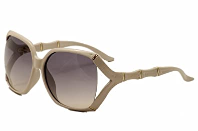 c3c3fb2a2a Amazon.com  Gucci Sunglasses GG 3508 S BEIGE RVSPG GG3508  Gucci ...
