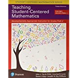 Teaching Student-Centered Mathematics: Developmentally Appropriate Instruction for Grades Pre-K-2 (Volume I), with Enhanced Pearson eText --Access ... Student-Centered Mathematics Series)