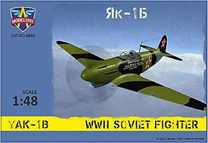 Amazon.com: yak-1b la segunda guerra mundial Soviética ...