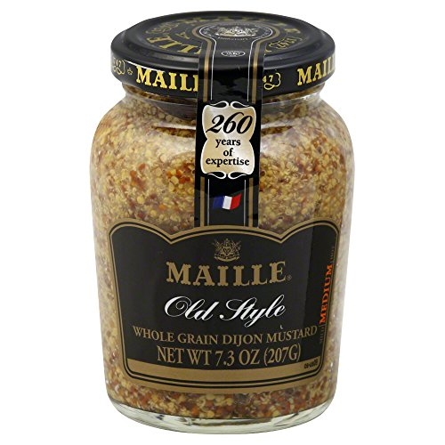 Maille Mustard Old Style Whlgrn
