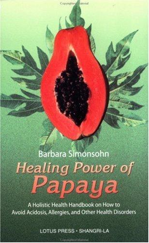 fructose+health Products : Healing Power of Papaya