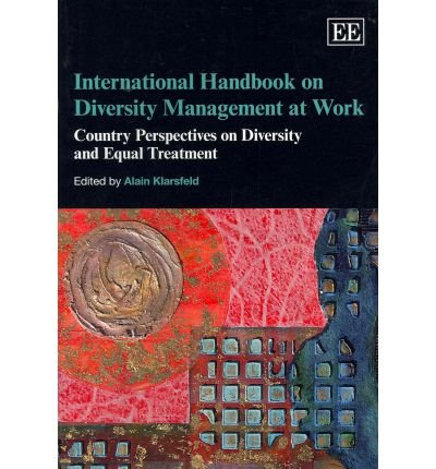 Download International Handbook on Diversity Management at Work: Country Perspectives on Diversity and Equal Treatment (Paperback) - Common ebook