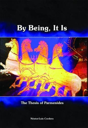 parmenides the real being A summary of parmenides of elea in 's presocratics learn exactly what happened and that non-being is literally unspeakable and therefore, not a real possibility at all parmenides bases this claim regarding the path of it is not on the assertion that, that which is there to be.