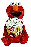 Sesame Street Elmo Fleece Throw Blanket and Buddy Set