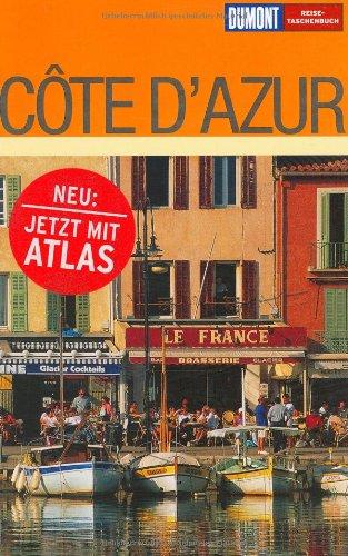 DuMont Reise-Taschenbuch Côte d'Azur