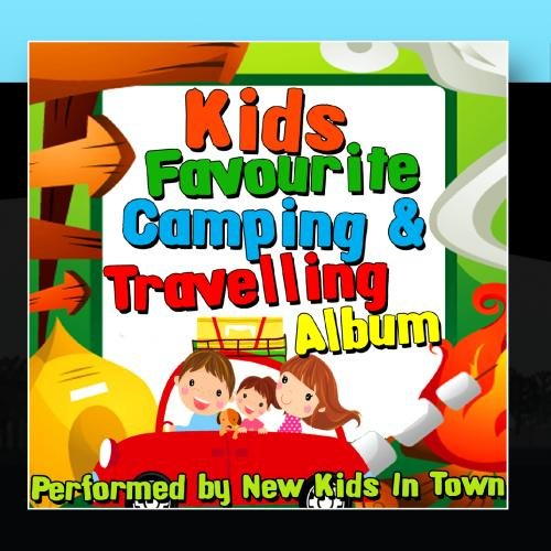 Kids Favourite Camping & Travelling Album