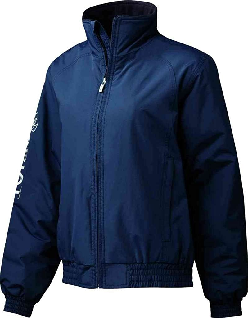 Ariat Womens Waterproof Stable Jacket - Navy Blue Ariat Europe Ltd