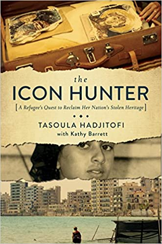 Amazon com: The Icon Hunter: A Refugee's Quest to Reclaim