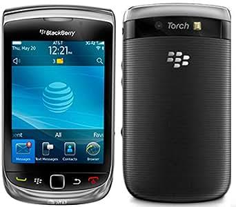Original Blackberry Torch 9800 Front Panel