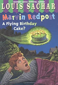 Flying Birthday Cake? (Marvin Redpost 6, paper) 0679890009 Book Cover