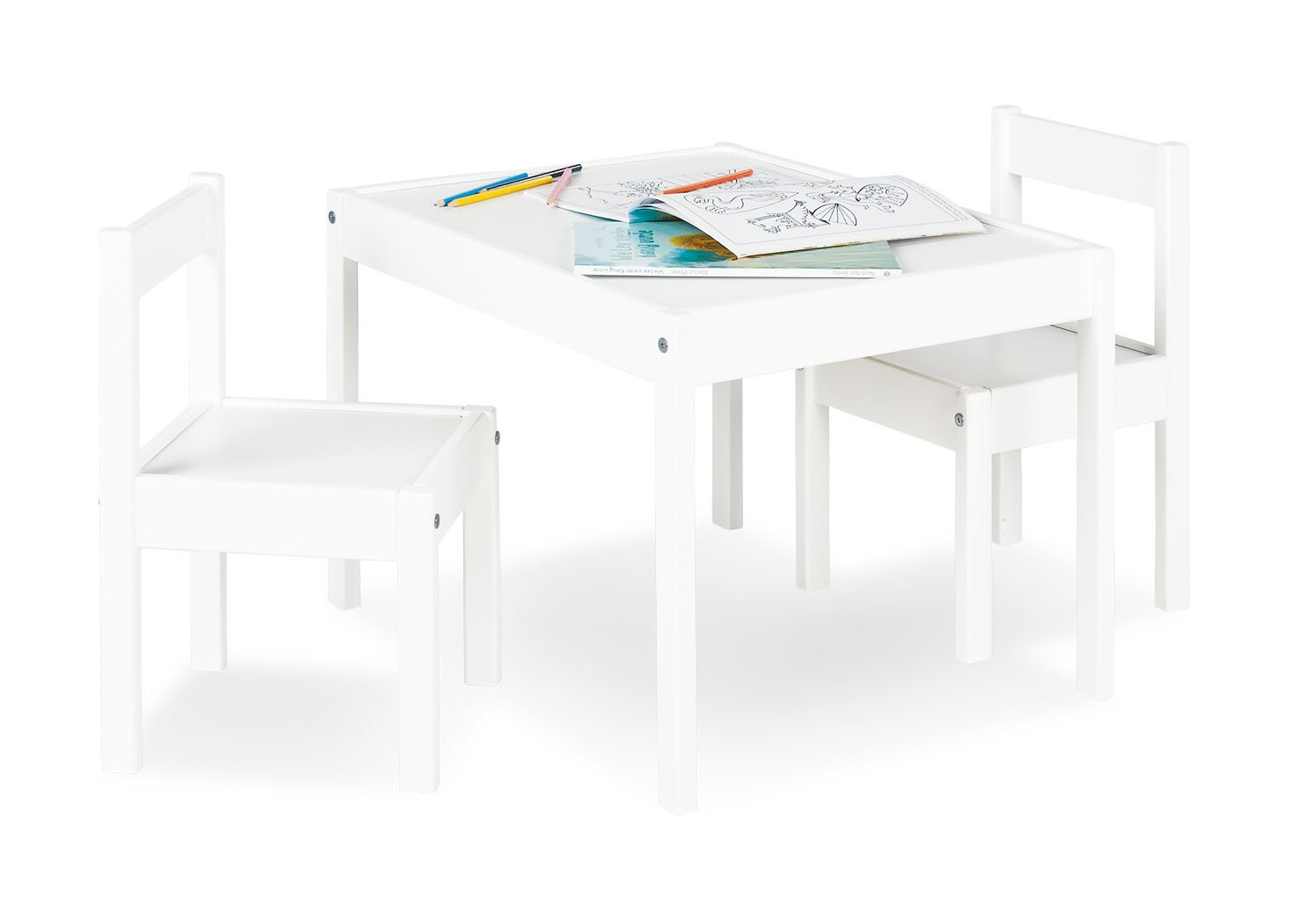 Pinolino Sina Children's Table and Chair Set (3-Piece) 201464