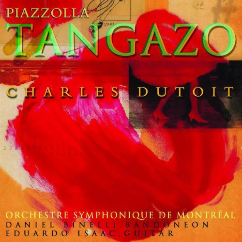Piazzolla: Tangazo by Decca