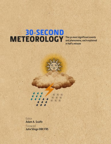 30-Second Meteorology: The 50 most significant events and phenomena, each explained in half a minute (30-Second Series) (Sunshine Greenhouses)