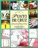 img - for MANUALIDADES CON PUNTO DE CRUZ book / textbook / text book