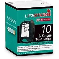 LifeSmart Ketone 10 Test Strips