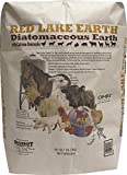 ABSORBENT PRODUCTS 087309 Red Lake Diatomaceous Earth with Calcium Bentonite , 40 lb