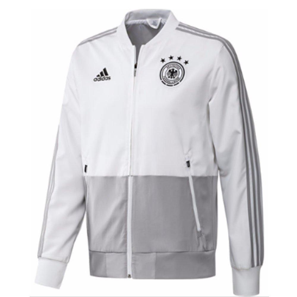 Germany Presentation Jacket 2018 / 2019 - White/Grey - M