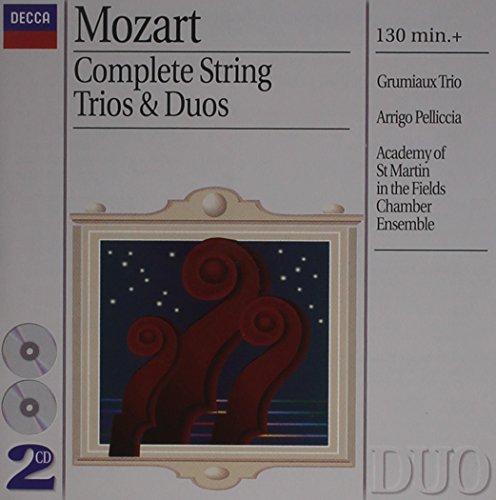 Mozart: Complete String Trios & Duos