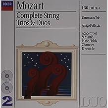 Mozart: Complete String D