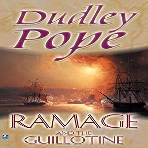 Ramage and the Guillotine Audiobook