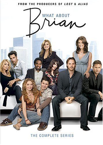 What About Brian - The Complete Series by Buena Vista Home Entertainment by Buena Vista Home Entertainment