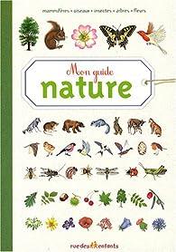 Mon guide Nature par Anne Baudier