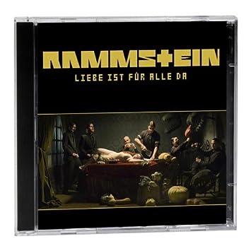 Liebe Ist Fur Alle Da Zensierte Version Rammstein Amazon De
