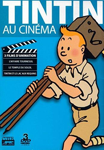 Tintin au Cinema (3 Films D'animation)