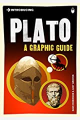 Introducing Plato: A Graphic Guide by Dave Robinson(2011-01-11) Paperback