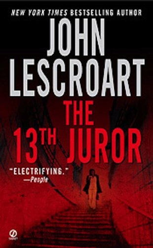 book cover of The 13th Juror