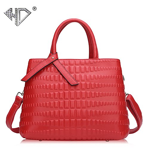 Frauen Umhängetasche Retro Tasche Luxus Handtasche