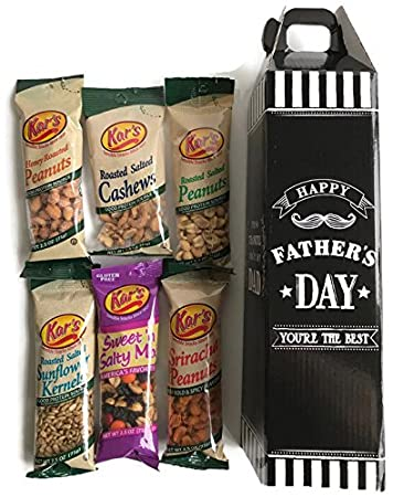 Fathers Day Gift Box Assorted Nuts Low Carb Father S Day Surprise