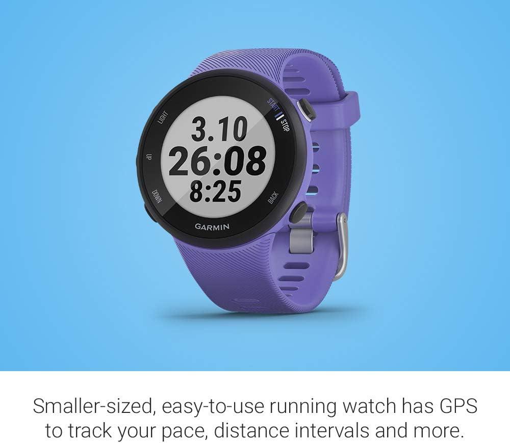 Garmin Forerunner 45S - Reloj Multisport con GPS, Tecnología ...