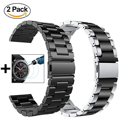 V-MORO Metal Straps Compatible with Galaxy Watch 46mm for sale  Delivered anywhere in Canada