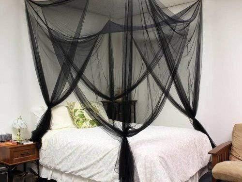 4 corner post bed canopy