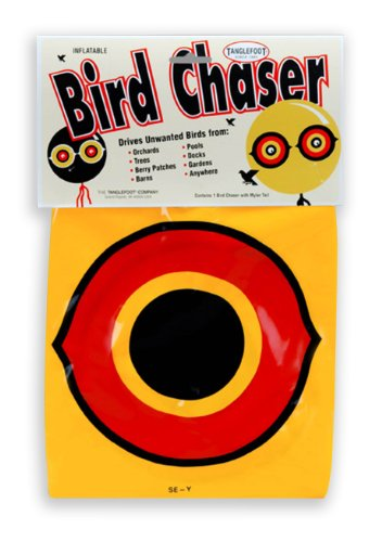 Tanglefoot 300000653 Bird Chaser Balloon - Yellow