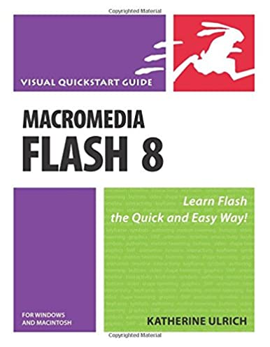 macromedia flash 8 for windows macintosh katherine ulrich rh amazon com Flash 8 Animation Flash 8 Interface