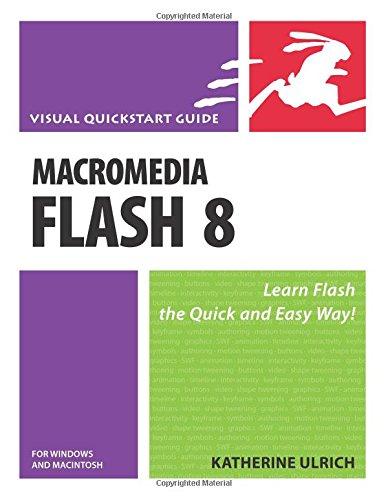 Macromedia Flash 8 for Windows & Macintosh