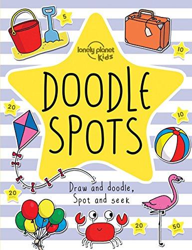 Doodle Spots (Lonely Planet Kids)