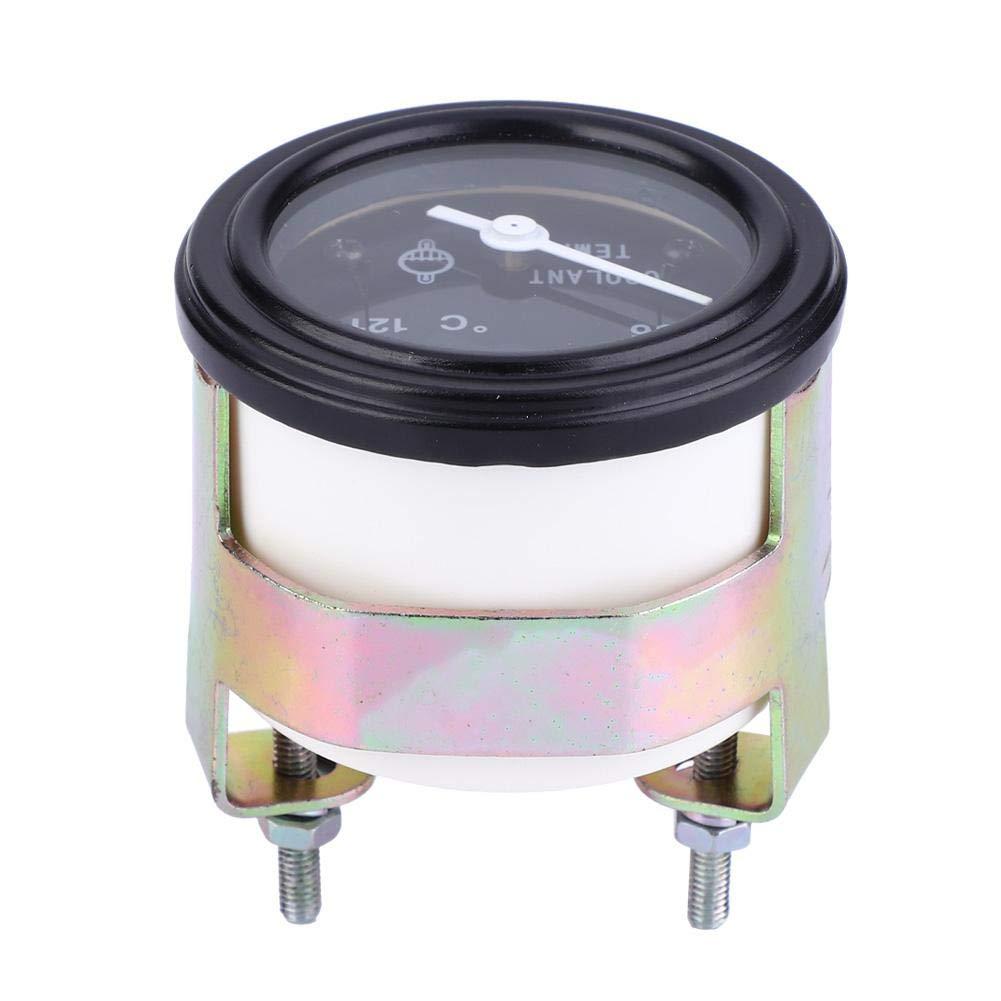 Water Temperature Temperature, DC24V 52mm Pointer Type Water Temperature Meter Gauge Generator Water Temperature Meter 3015234