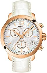 Tissot T0954173611700 Quickster Mens Watch - Mother Of Pearl Dial