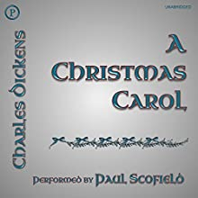 A Christmas Carol Audiobook by Charles Dickens Narrated by Paul Scofield