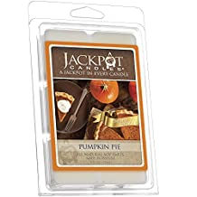 Pumpkin Pie Wax Tart Melts with Ring Inside (Surprise Jewelry Valued at $15 to $5,000) Ring Size 8