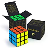 ANTI-CORNER TWIST FEATUREIn speed cubing, we often face the problem of corner twist and it ruins our solving every time it occurs. With the square corners contact surface design of SpeedRipper Cube, corner twist is non-existent without compromising t...