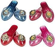 Disney Princess Shoe Boutique 4 Pairs of Shoes! [Amazon Exclusive]