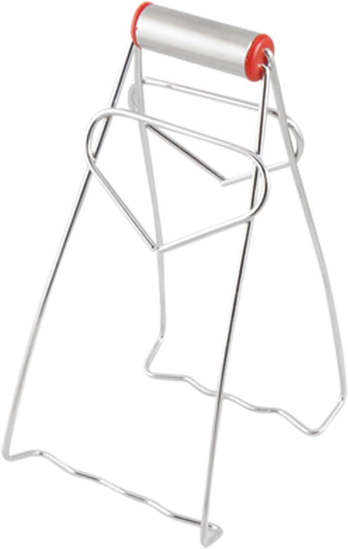 Sourcingmap a11121700ux0180 - Pinza de Acero Inoxidable Plegable ...