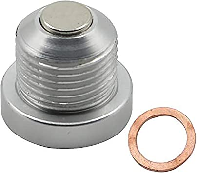 Engine Oil Pan Drain Plug Washer For Porsche 911 Boxster Cayman 90012310630 New