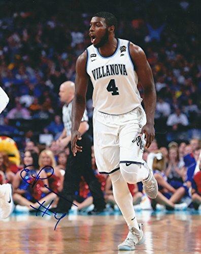Autographed Eric Paschall 8X10 Villanova University Basketball 8x10 photo